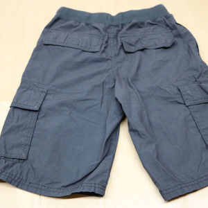 Old Navy Bottoms - Boy's Old Navy Gray Elastic Waist Shorts Med 8